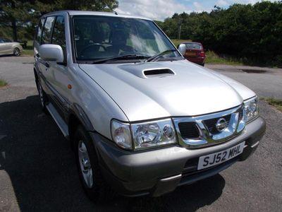 used Nissan Terrano 3.0 TD SE