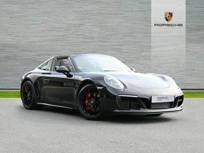 used Porsche 911 Targa 4 GTS