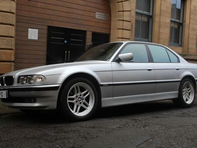 used BMW 728 7 Series 2.8 i Sport 4dr