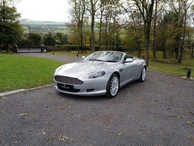 used Aston Martin DB9 5.9 Volante 2dr