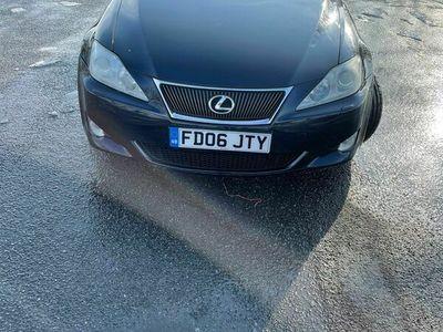 used Lexus IS250 2.5 SE-L 4dr
