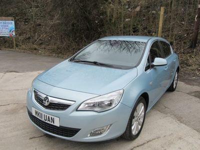 used Vauxhall Astra Hatchback 1.6i 16V SE 5d