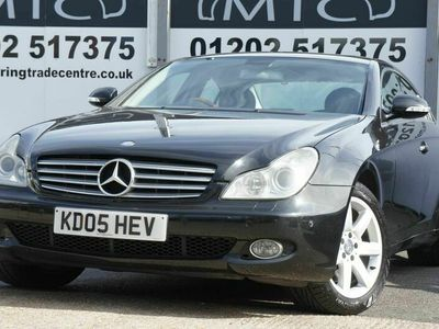 used Mercedes CLS350 CLS 3.57G-Tronic 4dr