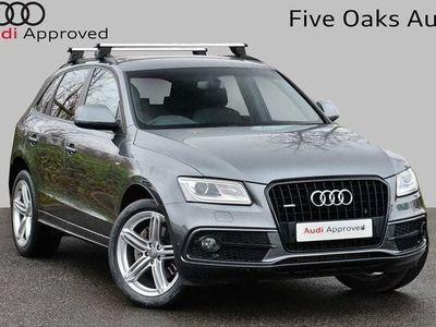 used Audi Q5 3.0 Tdi Quattro S Line Plus 5Dr S Tronic