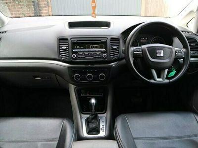 used Seat Alhambra 2.0 TDI S DSG (s/s) 5dr