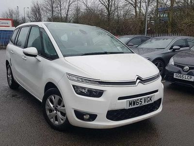 used Citroën Grand C4 Picasso 2015 Grangemouth 1.6 BlueHDi VTR+ 5dr