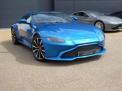 used Aston Martin Vantage 2dr ZF 8 Speed Auto