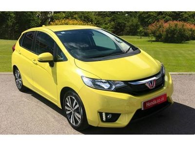 used Honda Jazz 1.3 i-VTEC EX 5-Door