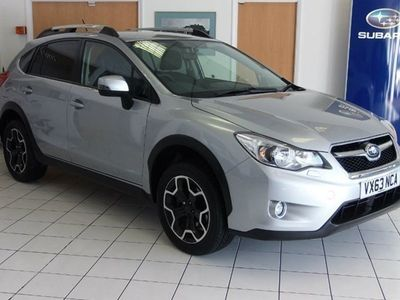 used Subaru XV Hatchback 2.0D SE 5d