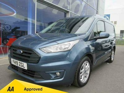 used Ford Transit Connect 200 L1 Diesel 1.5 EcoBlue 120ps Limited Van Powershift
