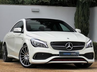 used Mercedes CLA250 AMG
