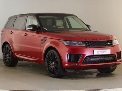 used Land Rover Range Rover Sport 4.4 SDV8 (339hp) Autobiography Dynamic diesel estate