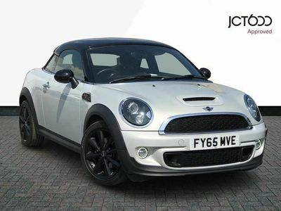 used Mini Cooper S Coupé 1.6 3dr