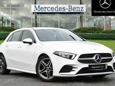used Mercedes A220 A-ClassAMG Line 5dr Auto