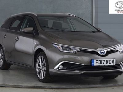 used Toyota Auris Hybrid 1.8 VVT-i HSD Excel Touring Sports
