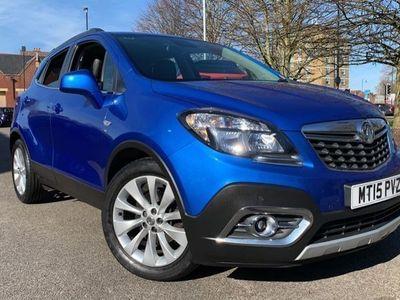 used Vauxhall Mokka 1.4T Se 5Dr Auto
