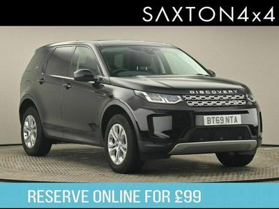 used Land Rover Discovery Sport 2.0 P200 MHEV S 4WD (s/s) 5dr (7 Seat)