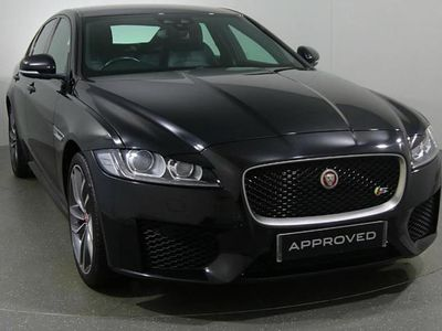 used Jaguar XF 3.0 V6 Supercharged S 4Dr Auto