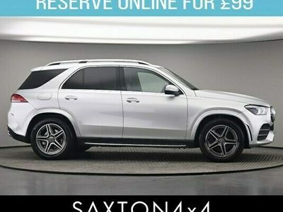 used Mercedes GLE300 GLE4Matic AMG Line 5dr 9G-Tronic