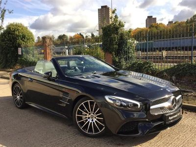 used Mercedes SL400 SL CLASS CONVERTIBLE SPECIAL EGrand Edition Premium 2dr 9G-Tronic convertible special editions