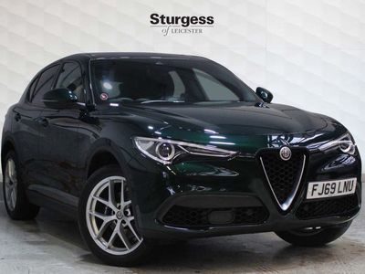 used Alfa Romeo Stelvio 2.0 Turbo 280 Milano 5Dr Auto