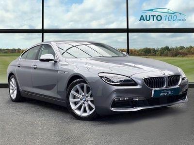 used BMW 640 6 SERIES GRAN COUPE D SE GRAN COUPE (U27300)