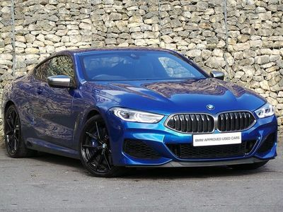 used BMW M850 xDrive Coupe