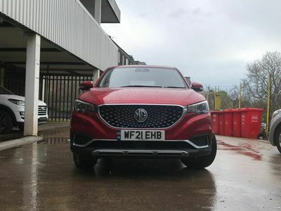 used MG ZS Ev Excite Auto 5dr