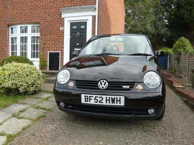 used VW Lupo 1.4 Sport 3dr