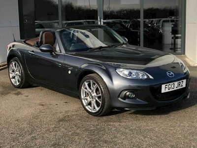 used Mazda MX5 1.8 Venture Edition Convertible 2dr Petrol Manual (167 g/km, 124 bhp)