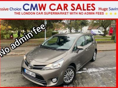 used Toyota Verso 1.8 V-matic Icon Multidrive S 5dr (7 Seat)