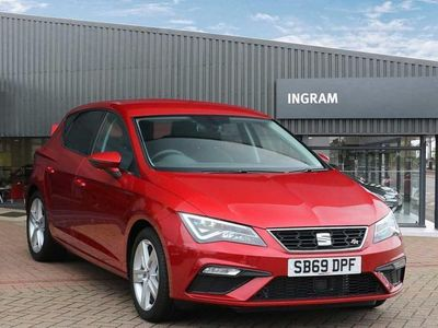 used Seat Leon 5dr 1.5 TSI EVO (130ps) FR