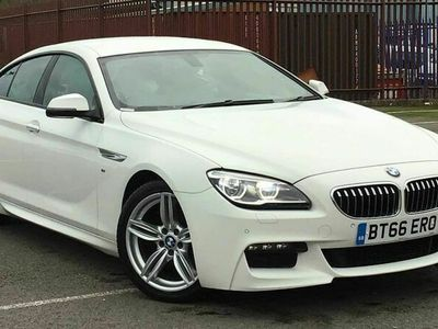 used BMW 640 6 SERIES 2016 Walsall d M Sport 4dr Auto