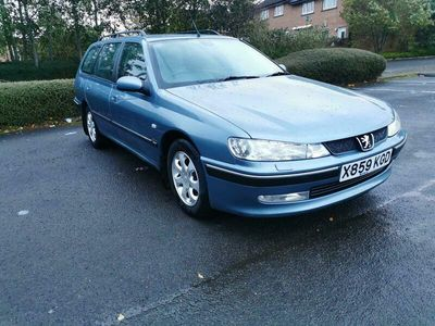 used Peugeot 406 2.0 HDi 110 Executive 5dr [AC]