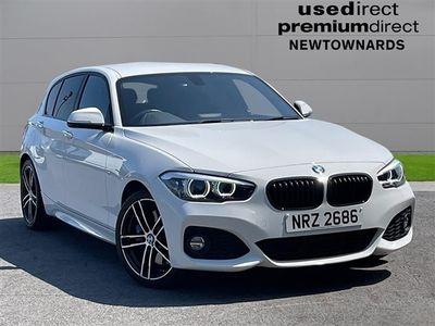 used BMW 118 1 SERIES I [1.5] M Sport Shadow Edition 5Dr