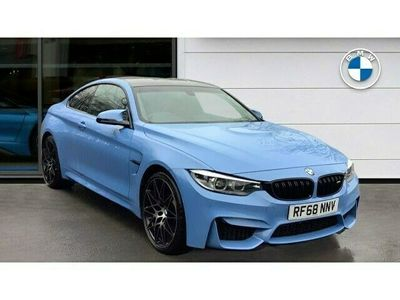 used BMW M4 M42dr DCT [Competition Pack] Coupe 2018