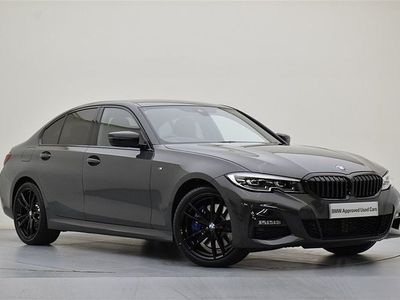 used BMW 330 3 Series d xDrive M Sport 4dr Step Auto [Plus pack]