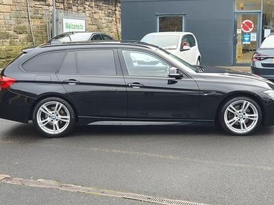 used BMW 320 3-Series Touring d M Sport (07/15-) 5d Step Auto