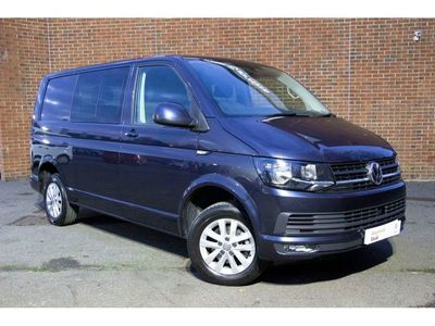 used VW Transporter 2.0 TDI BMT 150 Highline Kombi Van