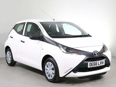used Toyota Aygo 1.0 VVT-i x 5dr EU5