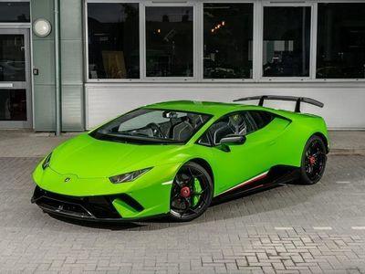 used Lamborghini Huracán Perfomante 2018/18