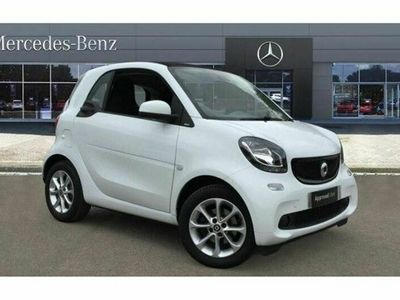 used Smart ForTwo Coupé coupe 1.0 Passion 2dr Petrol