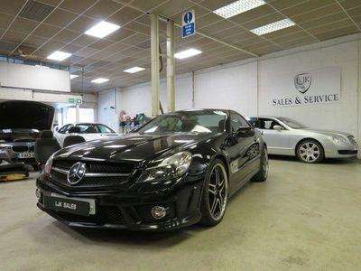 used Mercedes SL63 AMG SL Class 6.3AMG 2dr