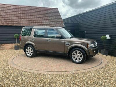 used Land Rover Discovery 4 3.0 TD V6 XS Auto 4WD 5dr