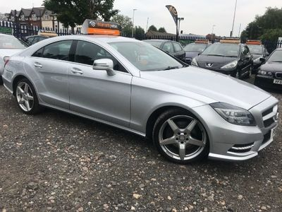 used Mercedes CLS250 CLS CLS250 CDi BlueEfficiency 7G-Tronic AutoSport 4-Door