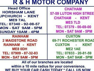 used Rover 75 Saloon 2.0 CDTi Classic 4d