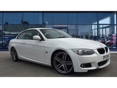 used BMW 320 Cabriolet 320i M Sport 2dr