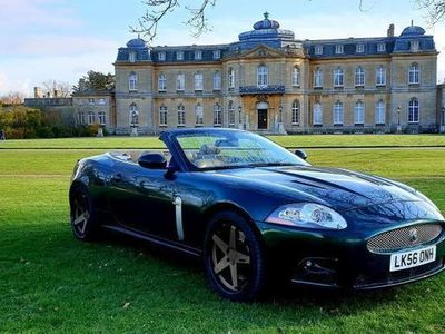 used Jaguar XKR LHD, 4.2 Supercharged V8 2dr Auto, left hand drive