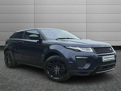 used Land Rover Range Rover evoque 2.0 Td4 (4WD) HSE Dynamic Coupe 3dr