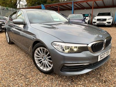 used BMW 530 5 Series 3.0 d SE Auto (s/s) 4dr
